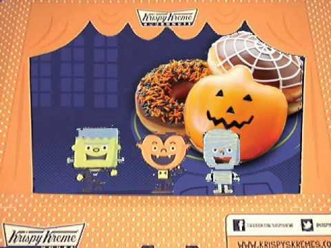 Krispy Kreme Presents Monterpiece Theatre