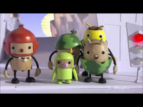 Puppets Animation 《Traffic Safety》交通安全