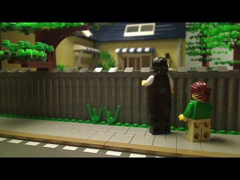 Pros and cons - Lego, stop motion