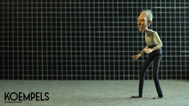 Koempels, animation test  #1