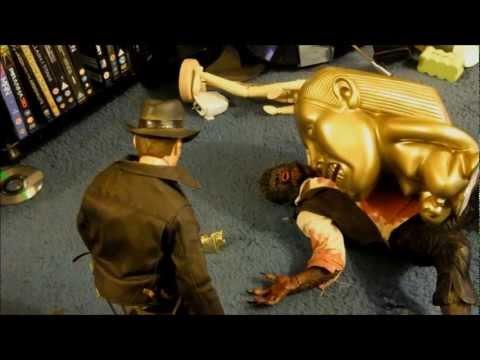 Indiana Jones Meets The Wolfman HD