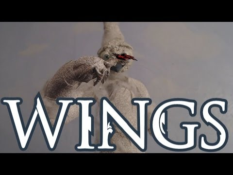 WINGS Trailer - Stop Motion Animation