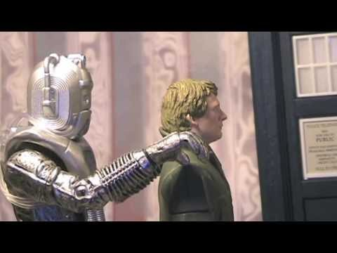Doctor Who The Salvaged Cyberman
