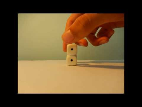 The magic Dice (stop motion)   [HD]
