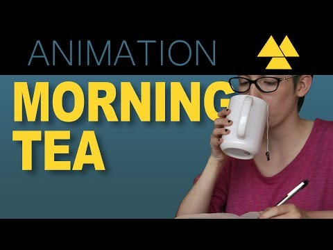 ▲Morning Tea // STOPMOTION▲