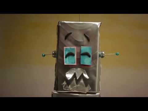 Cliff The Sad Robot My Rode Reel
