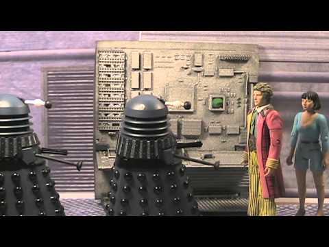 Doctor Who AFA Heist of the Daleks