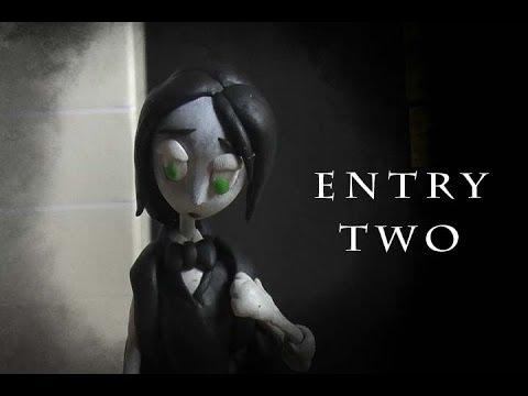 My Bedroom Door: Entry 02