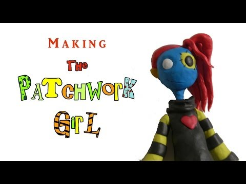 Making the Patchwork Girl