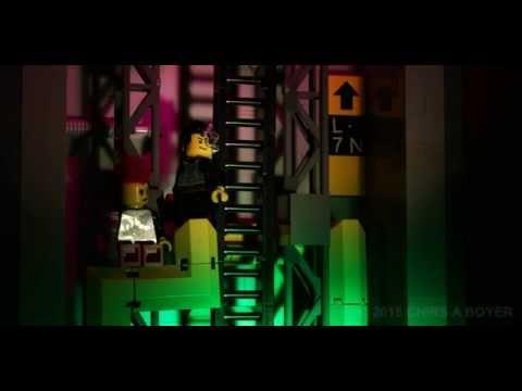 Manhole - A Cyberpunk LEGO film