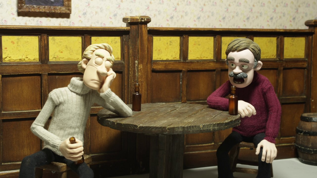 Stop-Motion Showreel 2014