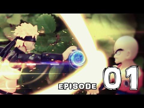 YoYo Stop Motion | Final Fighters : Dragon Ball Legend S01E01——斗魂无双第一季:龙珠传说 第一集