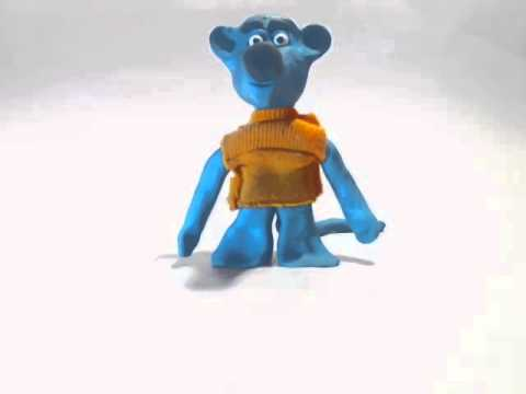Arnold the Blue Rat test 2