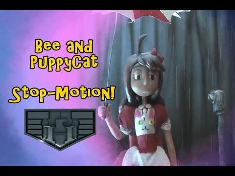 BEE AND PUPPYCAT INSPIRED STOP-MOTION-Hasani Walker