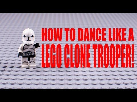 How To Dance Like A Lego Clone Trooper