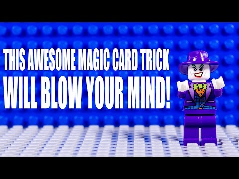 This Awesome Magic Card Trick Will Blow Your Mind!