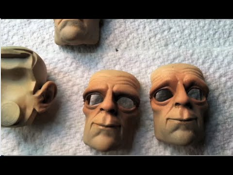 House of Monsters Behind the Scenes: 3D Printing and Replacement Faces