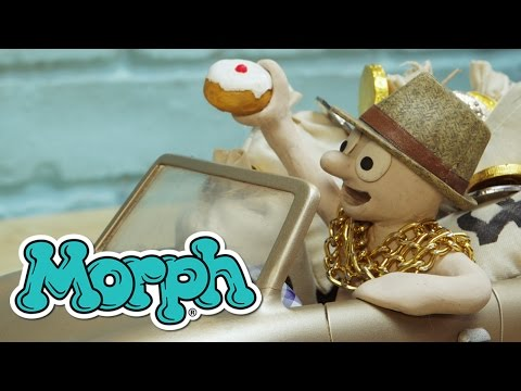 Aardman's MORPH - Bin It To Win It