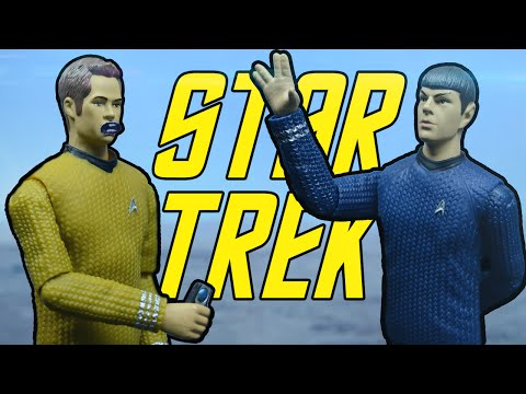 Star Trek Adventures with Kirk and Spock