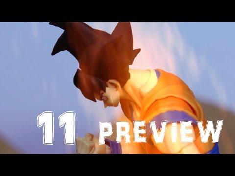 Stop Motion Final Fighters: Dragon Ball Legend Ep11 Trailer——定格动画《龙珠传说》第十一集预告片