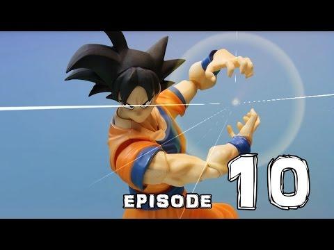YoYo Stop Motion   Final Fighters : Dragon Ball Legend S01E10——斗魂无双第一季:龙珠传说 第十集