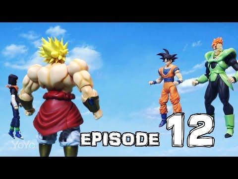 YoYo Stop Motion | Final Fighters : Dragon Ball Legend S01E12——斗魂无双第一季:龙珠传说 第十二集