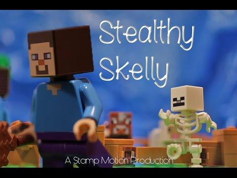 Stealthy Skelly (Minecraft Brickfilm)