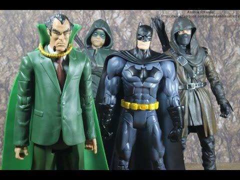 Batman/Arrow: Who Will Be The Next Ra's Al Ghul