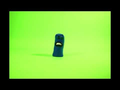 Claymation Expression Exercise