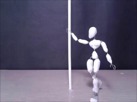 Pole dance (experimento)