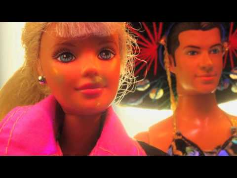 The Disco Haiku - VO5 (Official)  Barbie and Ken having Disco fun