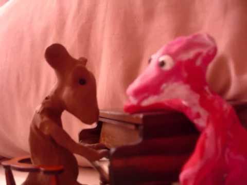 piano mouseys