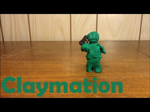 Claymation Test! (Tips?)