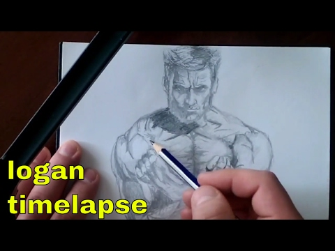Logan Speed Drawing