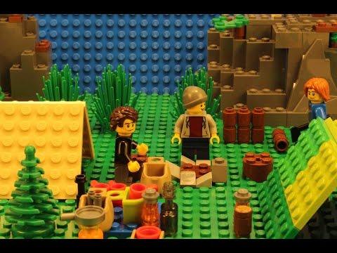 Lego Camping