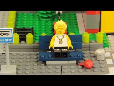 Lego Prank! - Stop Motion