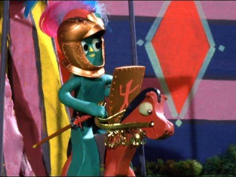 Gumby 60's episodes Volume 1
