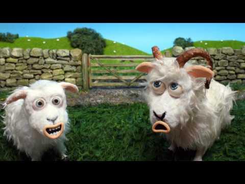 Stop-motion sheep lip-sync