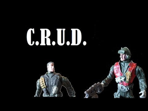 C.R.U.D. Episode 1 - The Landing