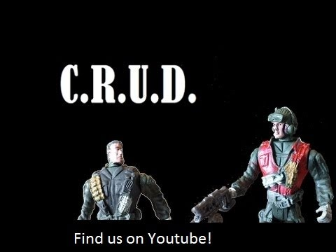 C.R.U.D. Episode 2 - First Contact