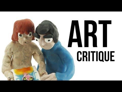 Art critique - Art School | Animation