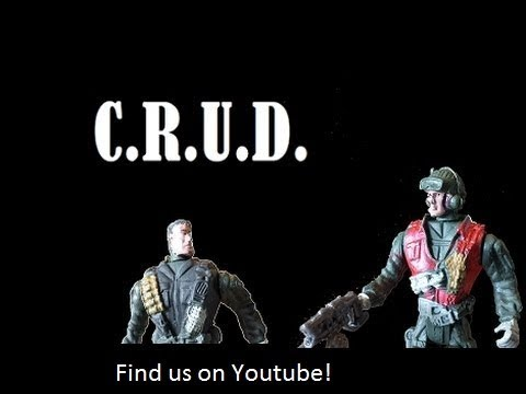 C.R.U.D. Episode 6: SPIDERS! SPIDERS! EVERYWHERE!