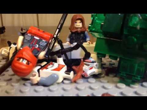 Giant Lego Battle 2017