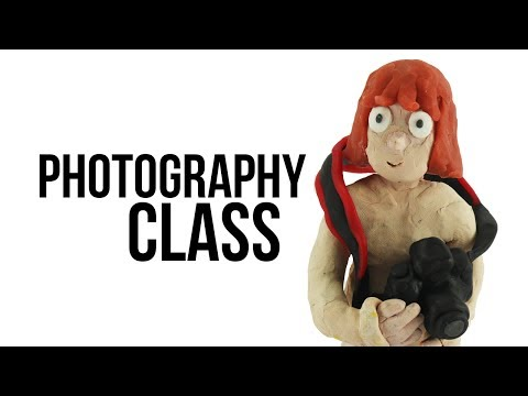 "Photography class - Art School ""storytime"" 