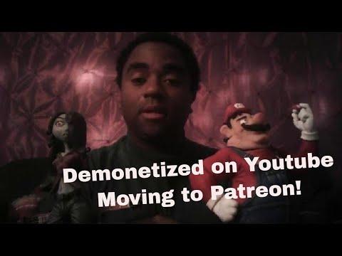 Help make MBD a weekly series (youtube demonetization) @hasaniwalker
