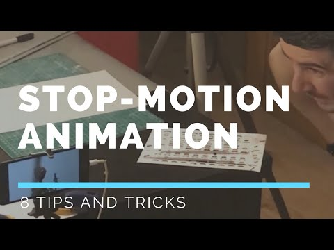 8 tips and tricks to create your own Stop-Motion masterpiece