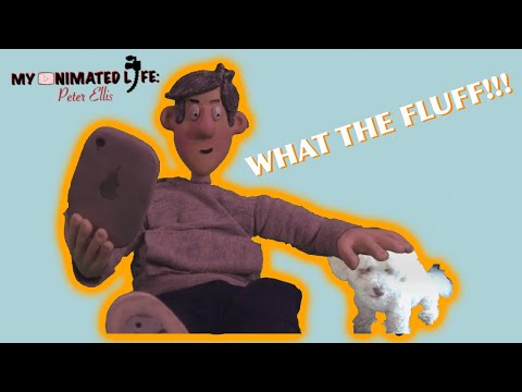 "The best ""WHAT THE FLUFF"" ever. Stop Motion Style"