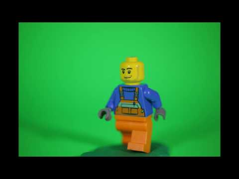 mini figure track shot (stop motion camera movement)