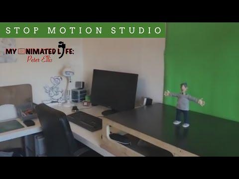 Stop Motion Animation Studio Tour