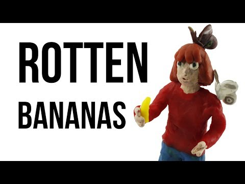 Rotten bananas | Animation